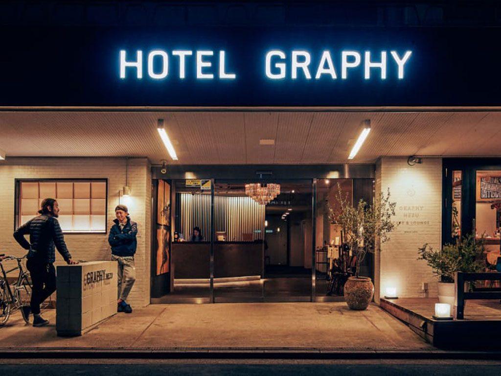 Hotel Graphy Nezu near Ueno, Tokyo