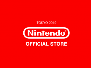 Official Nintendo Store in Tokyo, Japan