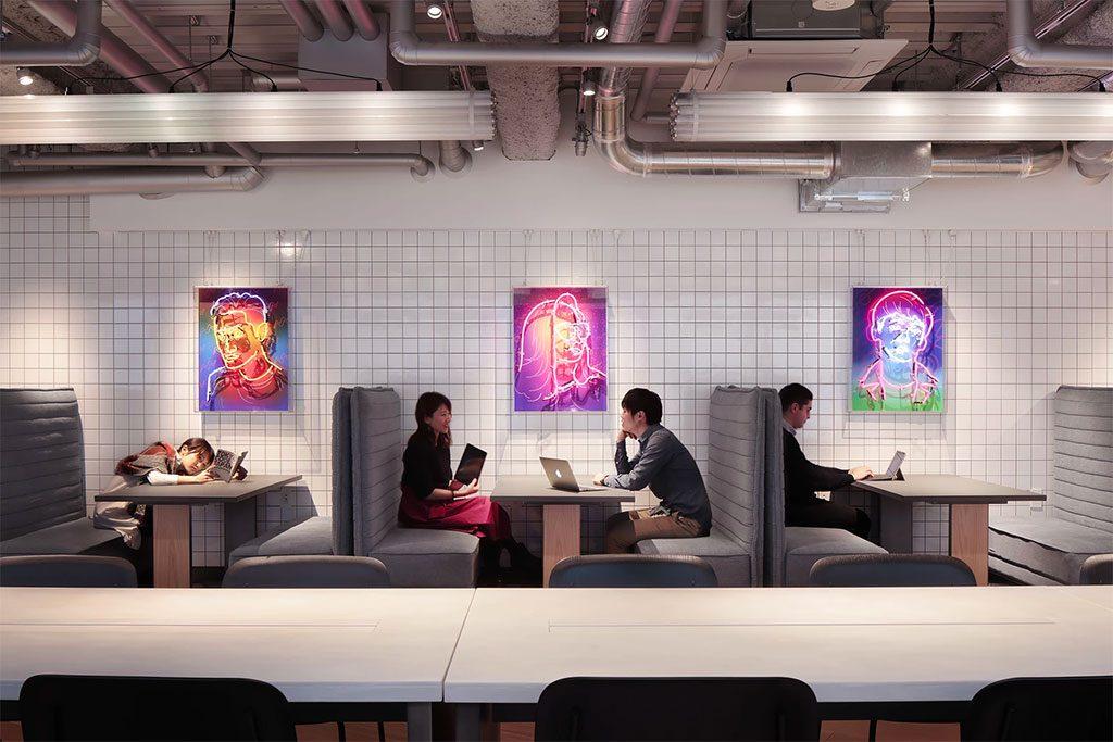 The Millennials - Shibuya, Tokyo