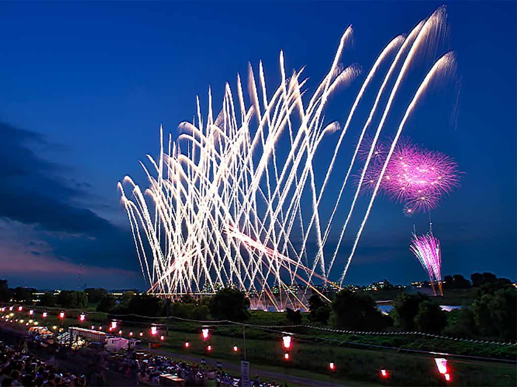 Itabashi Fireworks Festival