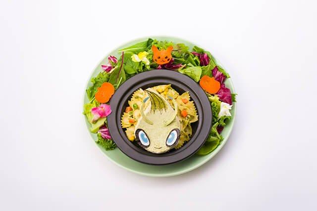 Ilex Forest's Celebi Genovese Pasta (1,738 yen)