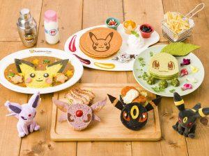 Pokemon Cafe Gold & Silver