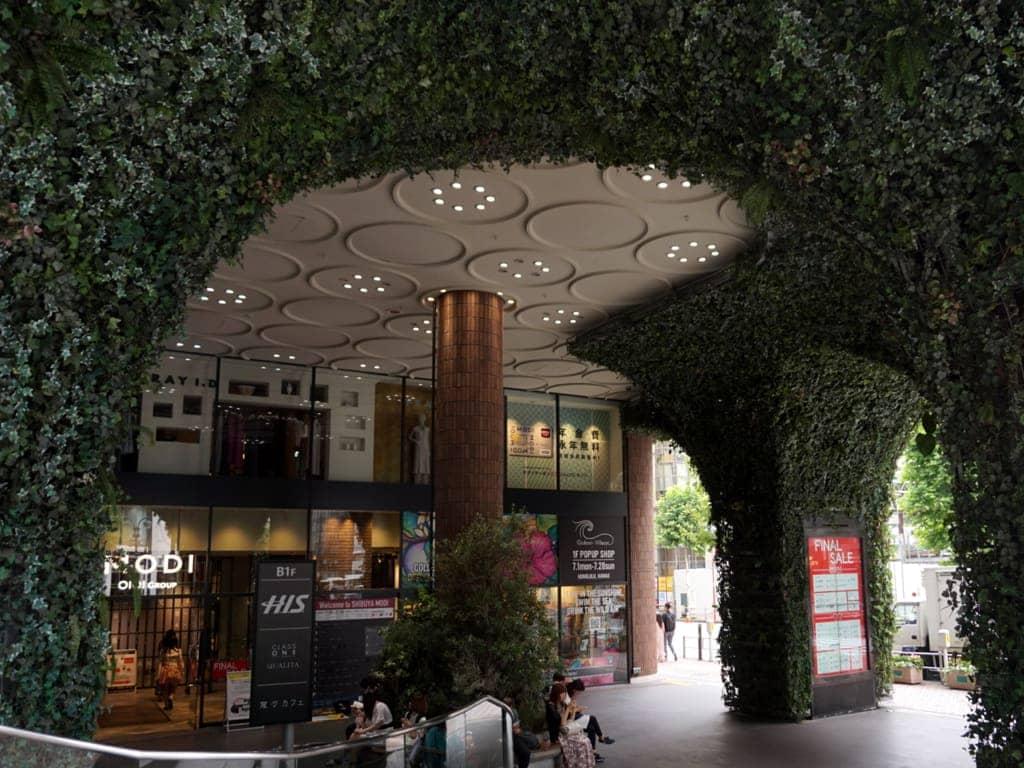 Shibuya MODI - Tokyo, Japan