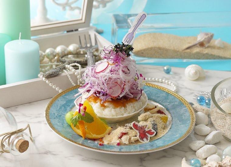 Bayside Cream Risotto 1,990 yen (w/o tax)
