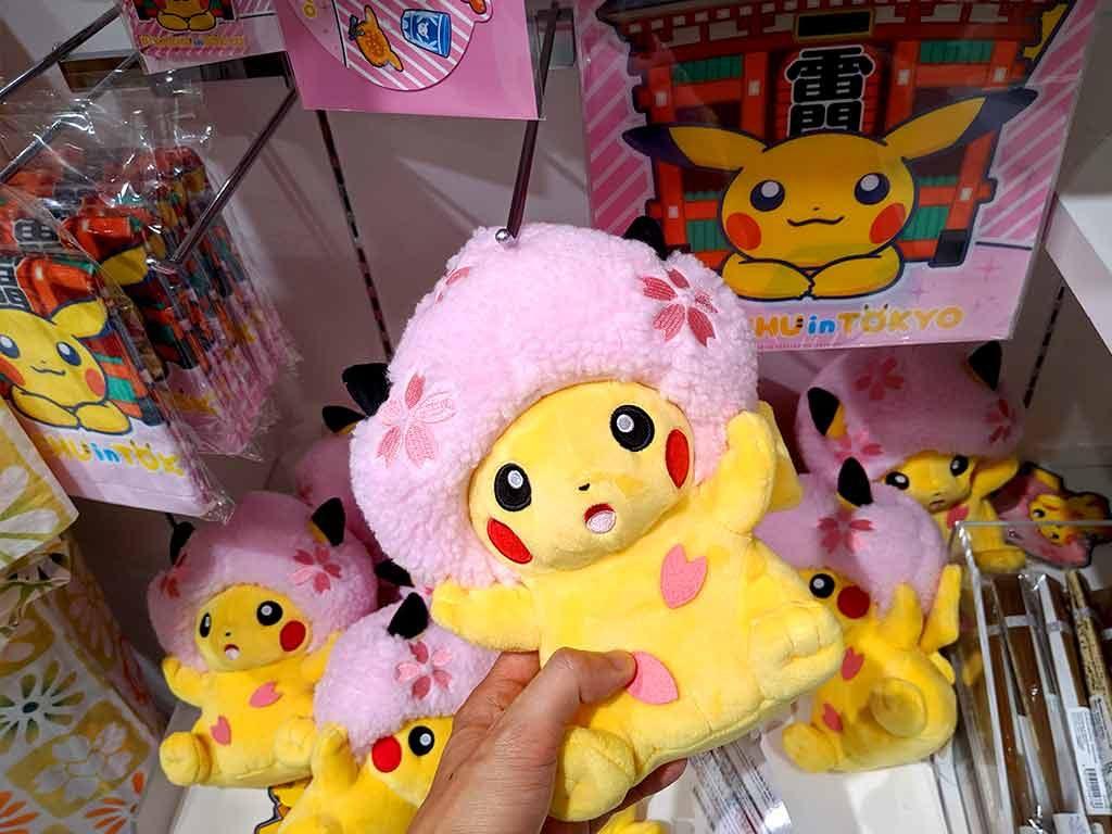 Pokemon Center Tokyo DX - Ginza