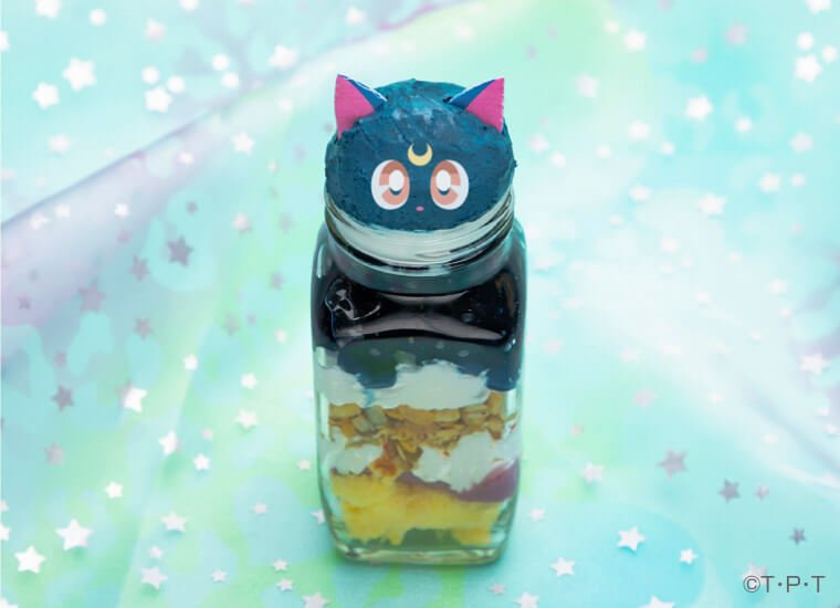 Mini Jar Parfait (Luna)
