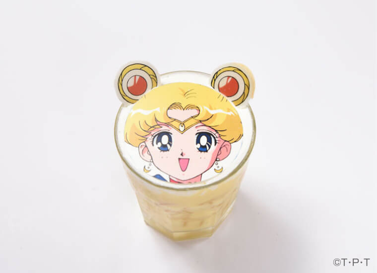 Sailor Moon Mango Cream Smoothie