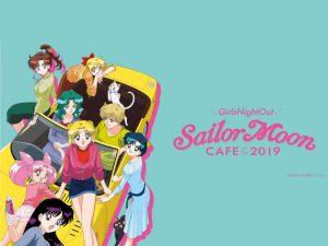 Sailor Moon Cafe 2019