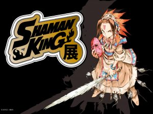 Shaman King Exhibition 2019