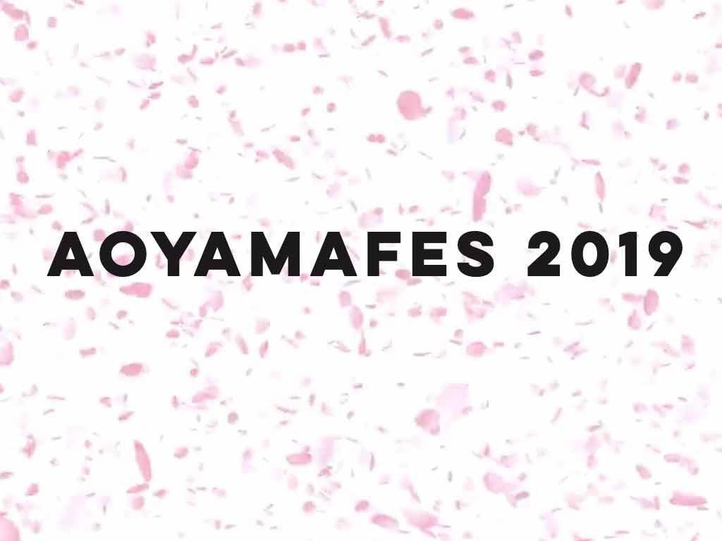 Aoyama Festival 2019