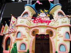 Disney Store - Shibuya, Tokyo