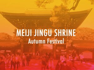 Meiji Jingu Shrine Autumn Festival