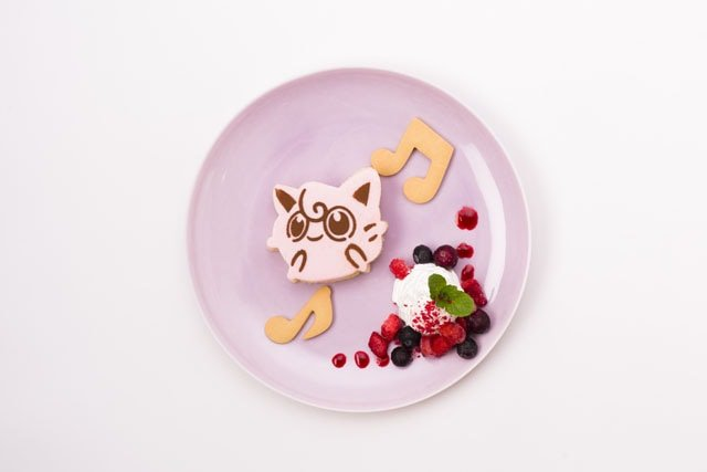 Jigglypuff's Song Cheesecake (1,188 yen)