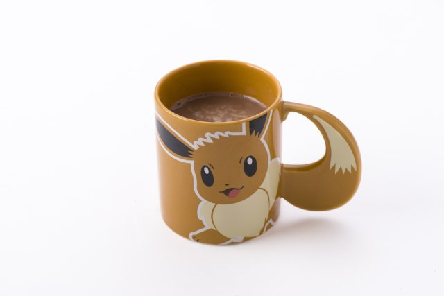 Cocoa with Eevee