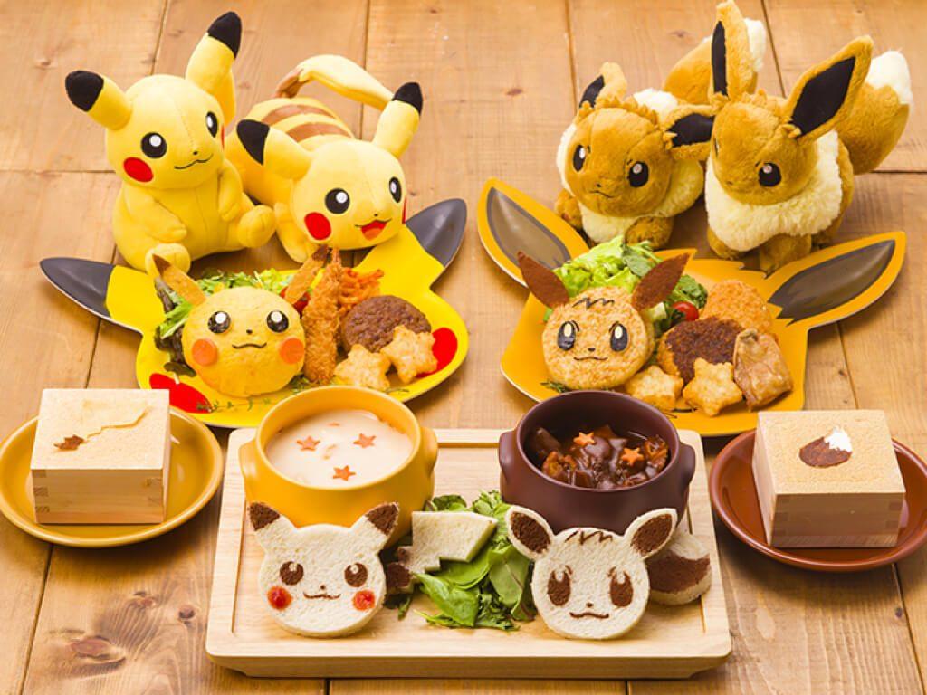 Pokemon Cafe Tokyo
