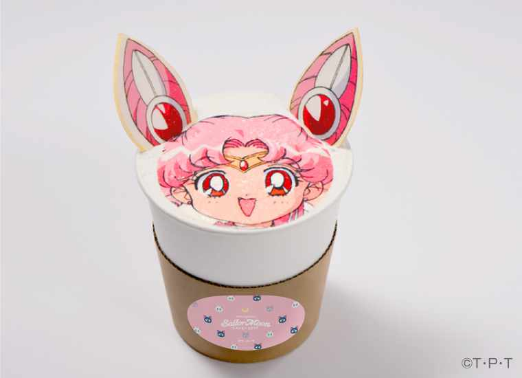 Sailor Chibi Moon's Hot Cocoa - Sailor Moon Cafe 2019 - Tokyo, Japan
