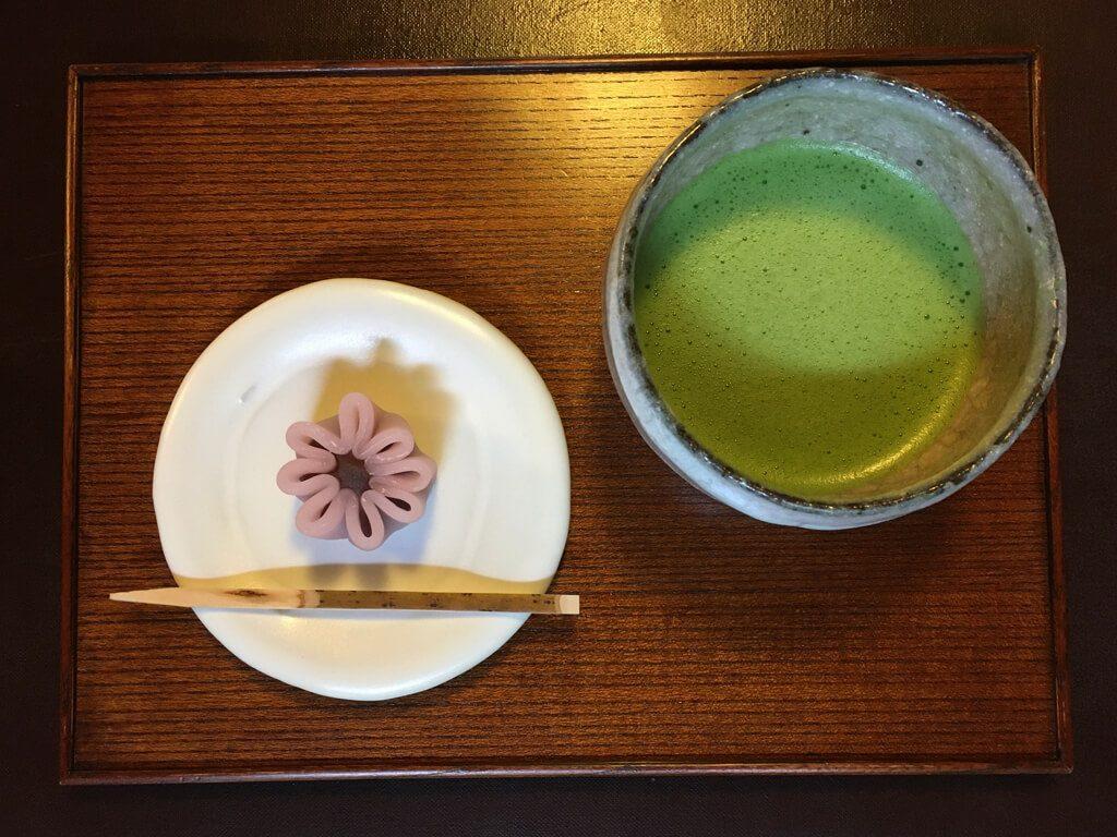 Jo-Namagashi and Macha