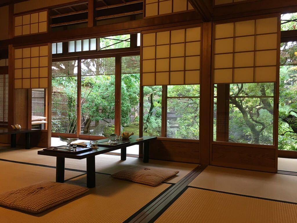 Saryo Hosen interior