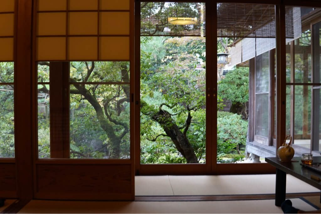 Saryou Housen interior