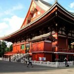 Sensoji building
