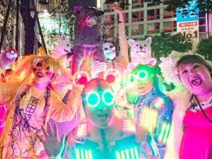 Shibuya Halloween Festival 2019