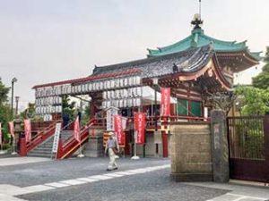 Shinobazunoike Bentendo Temple - Ueno, Tokyo