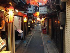 Yakitori Alley - Shinjuku, Tokyo