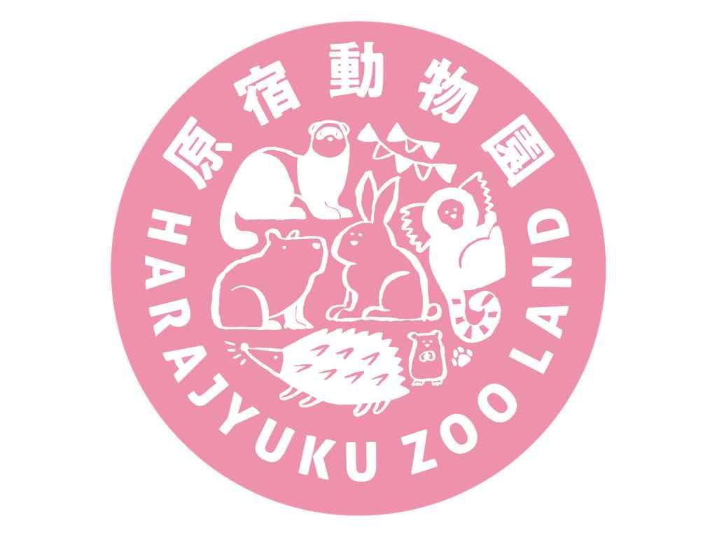 Harajuku Kawaii Zoo Logo