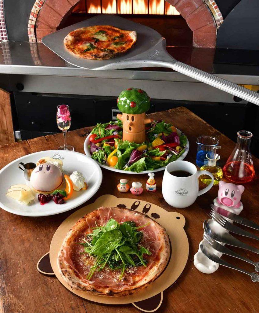 Kirby Cafe Winter 2019