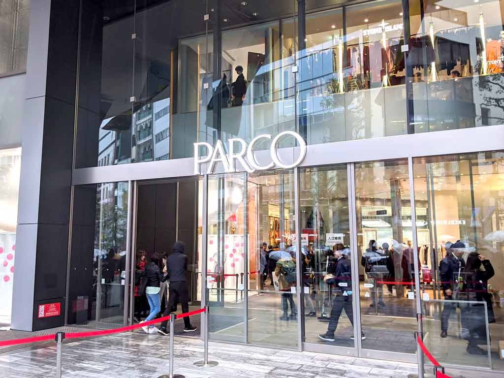 Parco Department Store, Shibuya