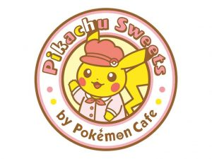 Pikachu Sweets by Pokemon Cafe