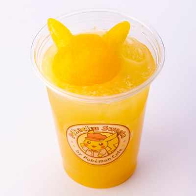 Pikachu's Sparkling Pulp-Only Juice (Ice)