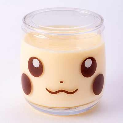 Pikachu's Melt-in-your-mouth Pudding - Pikachu Sweets