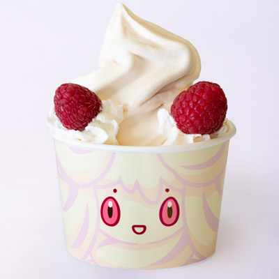 Alcremie's Decoration Soft Cream ~Milky Vanilla~