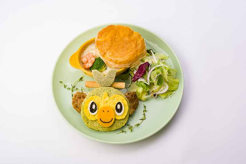 Grookey's Cream Pie Stew (1,848 yen)