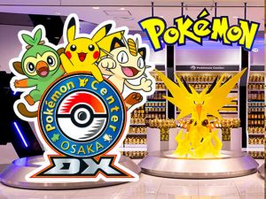 Pokemon Center Osaka DX