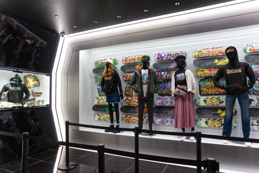 Pokemon Center Shibuya - Tokyo, Japan