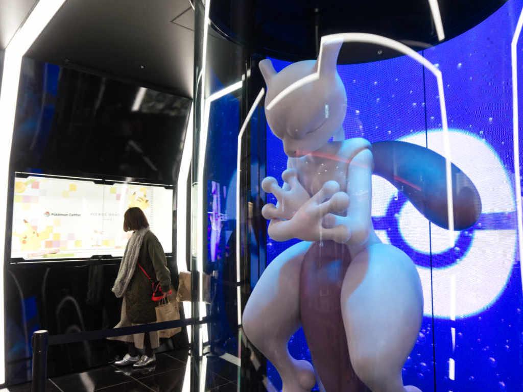 Pokemon Center Shibuya, Tokyo