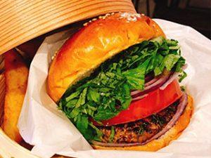 Shiso Burger Tokyo