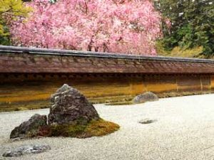Ryoanji Temple - Kyoto, Japan
