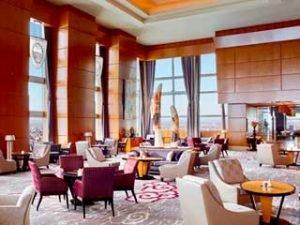 The Ritz Carlton Bar Lounge - Roppongi, Tokyo