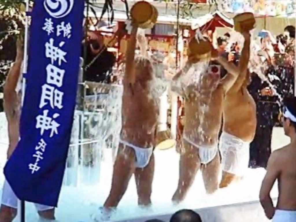 Kanda Myojin Shrine Daikoku Matsuri - だいこく祭