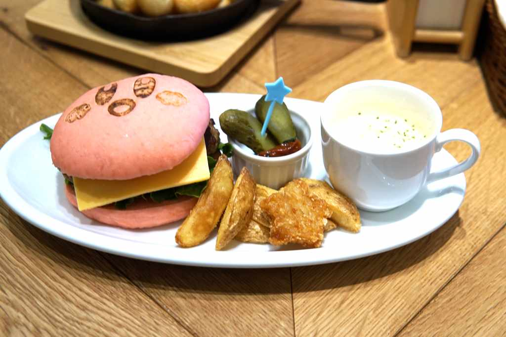 Kirby Burger