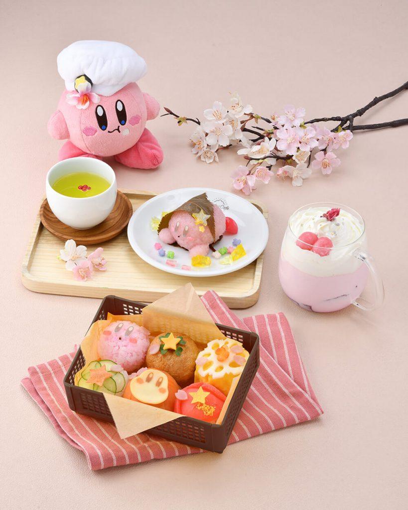 Kirby Cafe Tokyo Spring Picnic Fair
