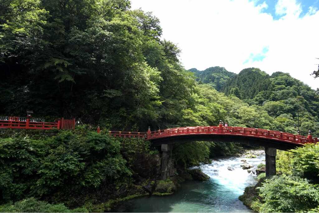 Nikko Shinkyo - Tochigi, Japan