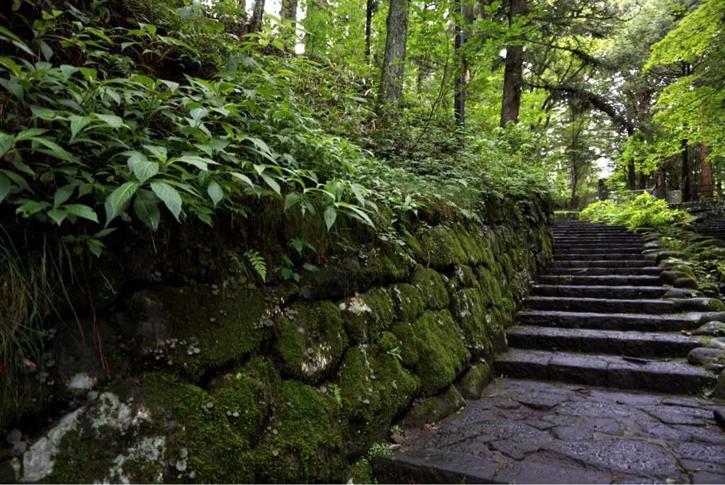 Nikko Toshogu Shrine area - Tochigi, Japan