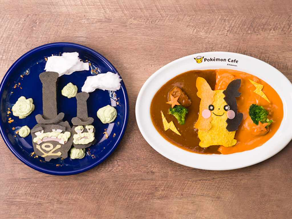 Pokemon Cafe Sword & Shield Round 2