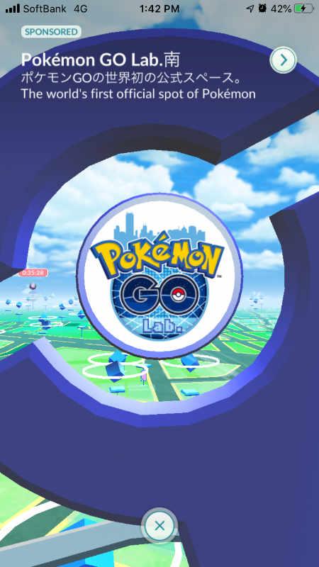 Pokemon GO Lab