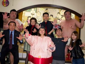 Sumo Tour Asakusa - Tokyo, Japan