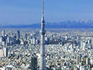 Tokyo Skytree - Tokyo, Japan